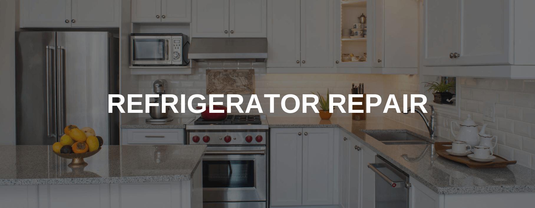 refrigerator repair milford