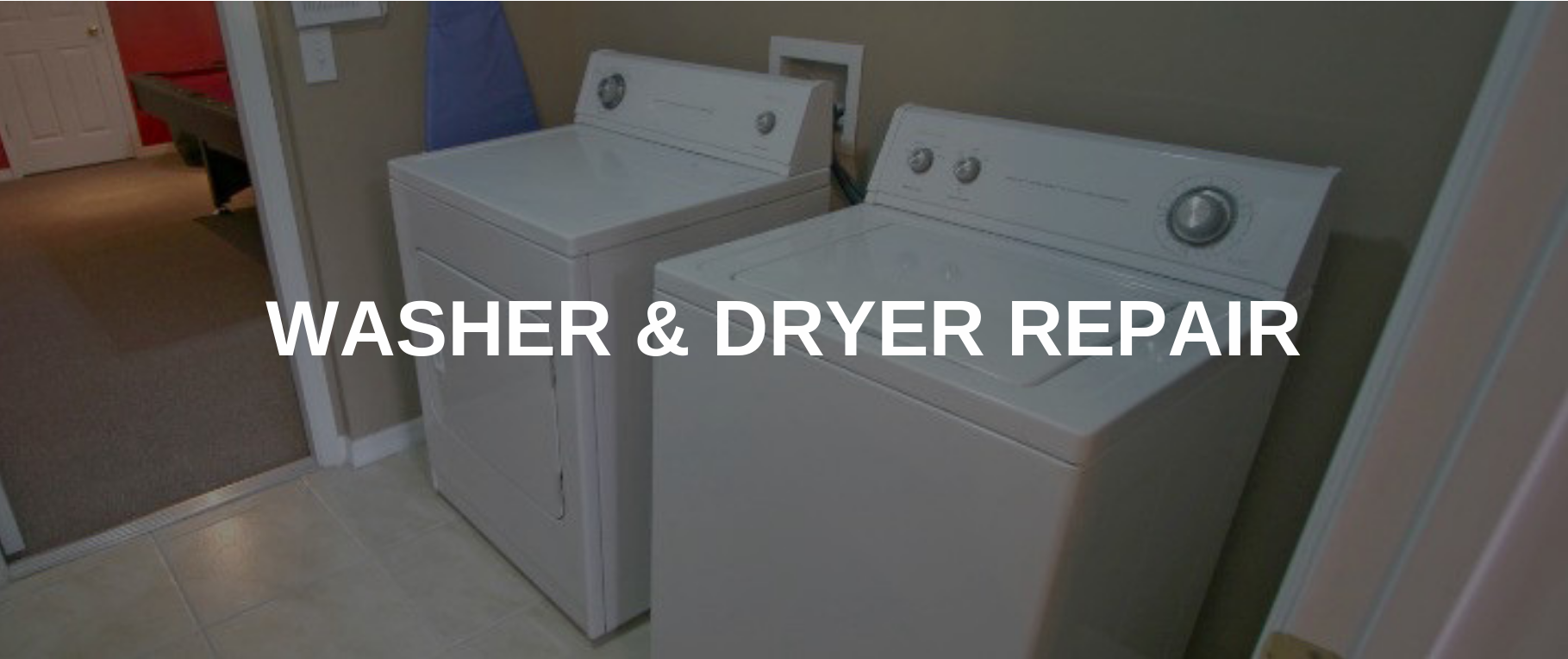 washing machine repair milford